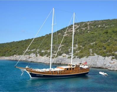 Crociere in caicco e in barca a vela