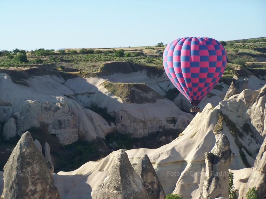 Turchia Cappadocia Volo in mongolfiera