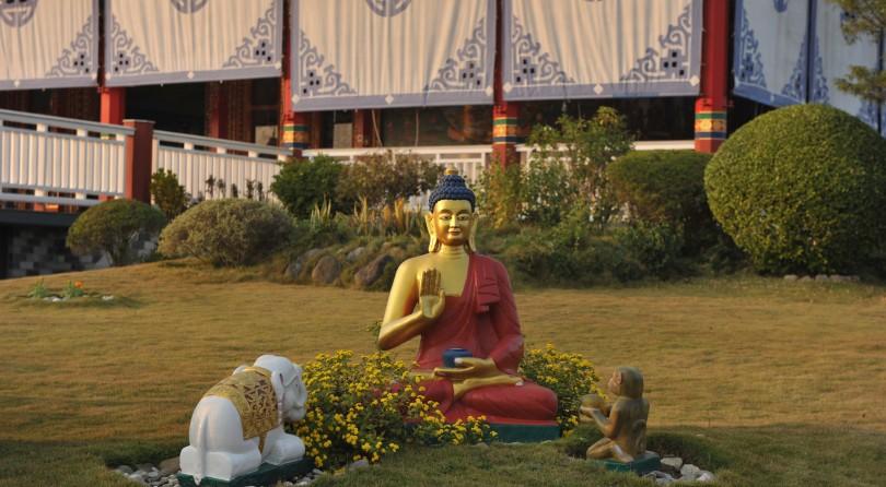 La vita del Buddha e il Buddhismo