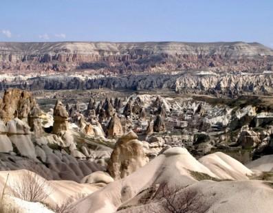 Turchia: Trekking Cappadocia e Istanbul