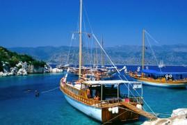 Turchia: Crociera in caicco Olympos – Fethiye – Olympos, 8 giorni