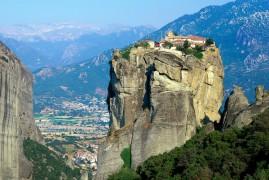 Grecia: Trekking nella Grecia Continentale
