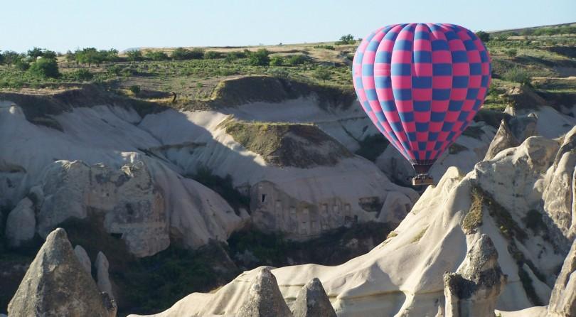 Volare in mongolfiera in Cappadocia