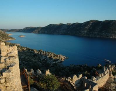 Turchia: Crociera in caicco Kemer – Kekova – Kemer, 8 giorni