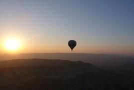 Lo Yoga che… danza in Cappadocia