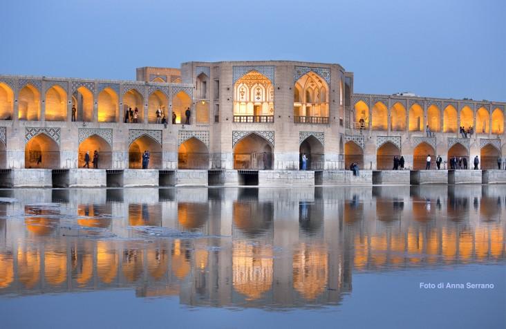 Isfahan è metà del Mondo – Viaggio Sensoriale in Iran dedicato a ipo e non vedenti