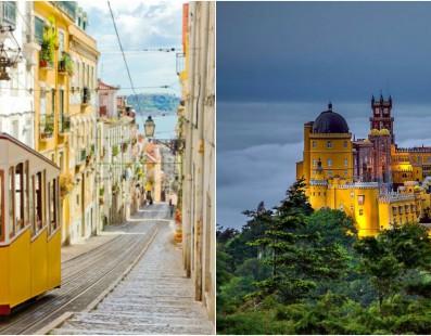 Portogallo: Viaggio Sensoriale a Sintra e Lisbona, 5 giorni