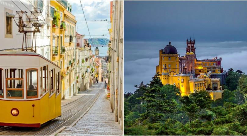 Portogallo: Viaggio Sensoriale fra Sintra e Lisbona