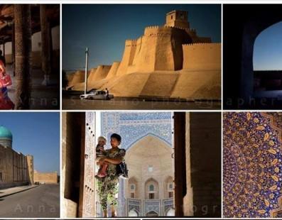 Uzbekistan: Viaggio e Workshop Fotografico con Anna Serrano