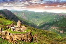 I tesori dell'Armenia