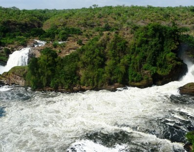 Fra i parchi nazionali dell'Uganda