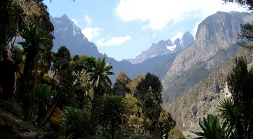 Uganda: trekking nel Rwenzori