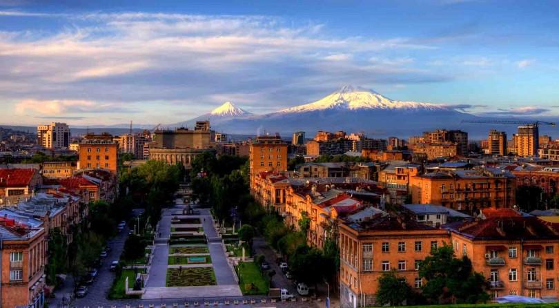 Armenia: Fuga a Yerevan