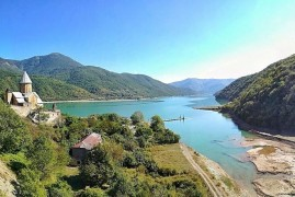 Georgia, La Terra del Vello d'Oro, 8 giorni da Kutaisi