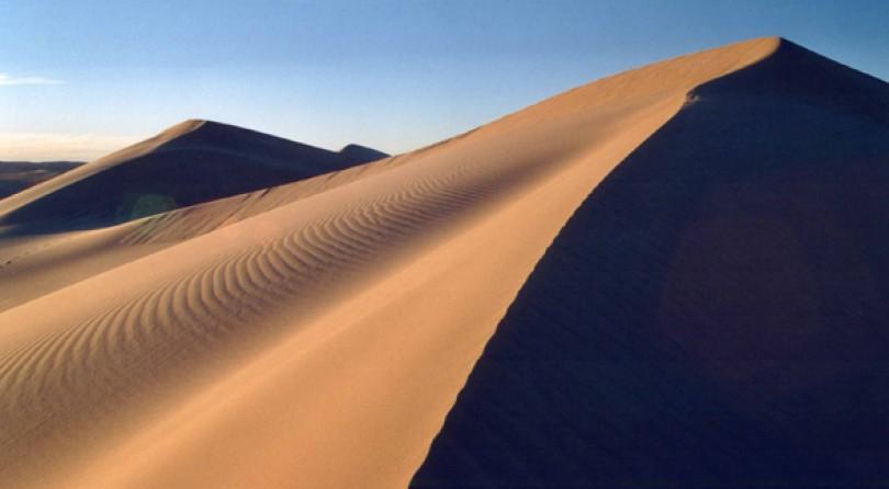Algeria: il deserto sconosciuto di Tihodaine