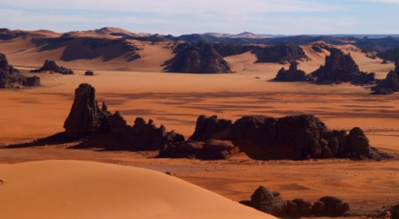 Algeria: viaggiare con calma tra i paesaggi dell'Acacus