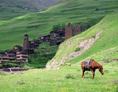 Georgia: Alla scoperta dei monti del Caucaso