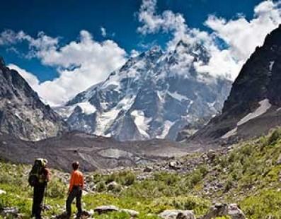 Georgia: Trekking nello Svaneti