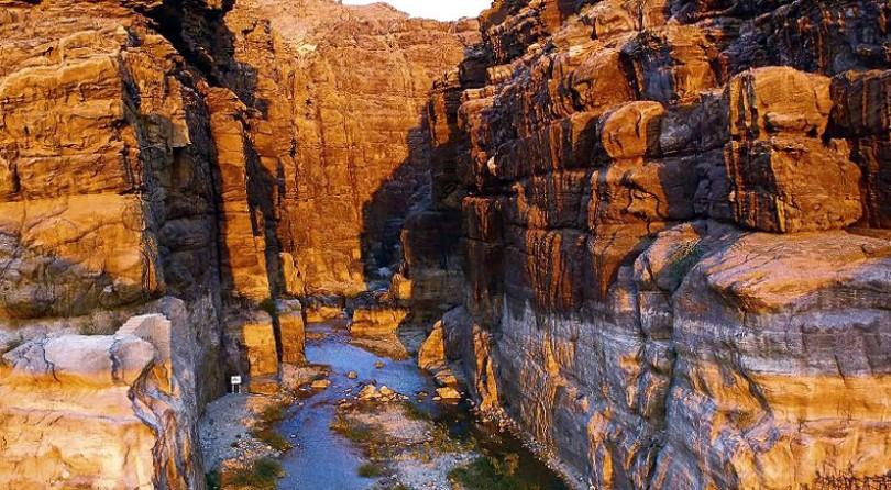 Giordania: un assaggio di deserto, Petra e mar Morto