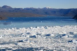 GROENLANDIA: partenza garantita, Avventura Antartica