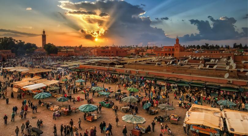 Marocco: Marrakech e il deserto, 4 giorni