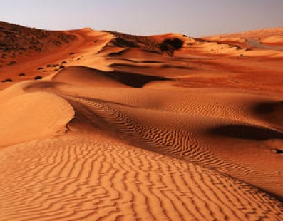 Trekking in Oman, 12 giorni
