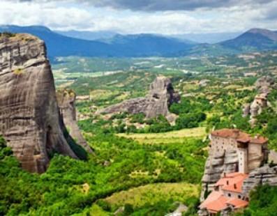 Grecia classica, tra leggendarie città e Meteore