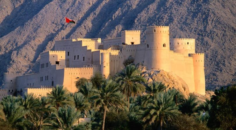 La magia dell'Oman, 7 giorni