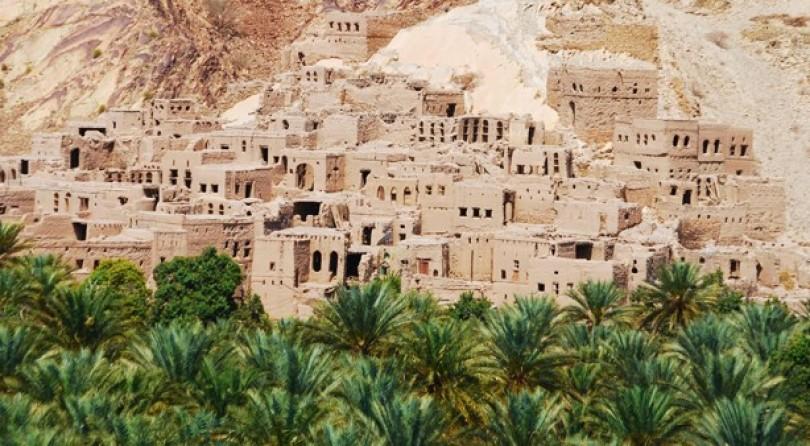 I mille splendori dell'Oman, 8 giorni