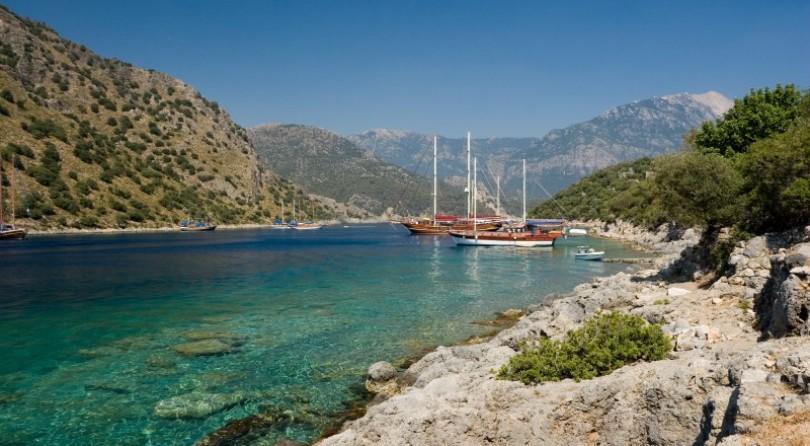 Turchia: Viaggio Sensoriale lungo la Costa Licia, da Antalya a Fethiye