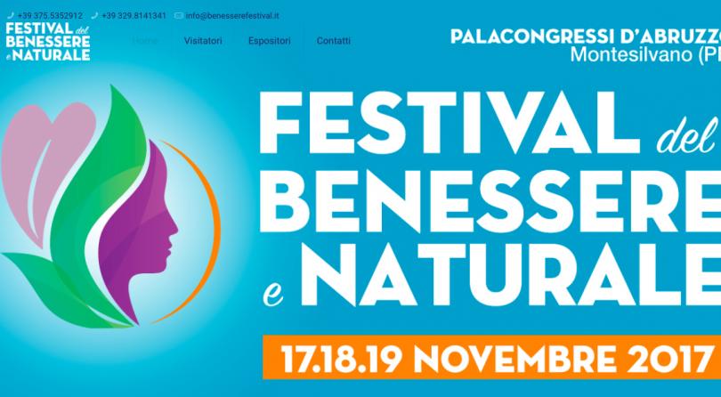 Benessere Festival a Pescara