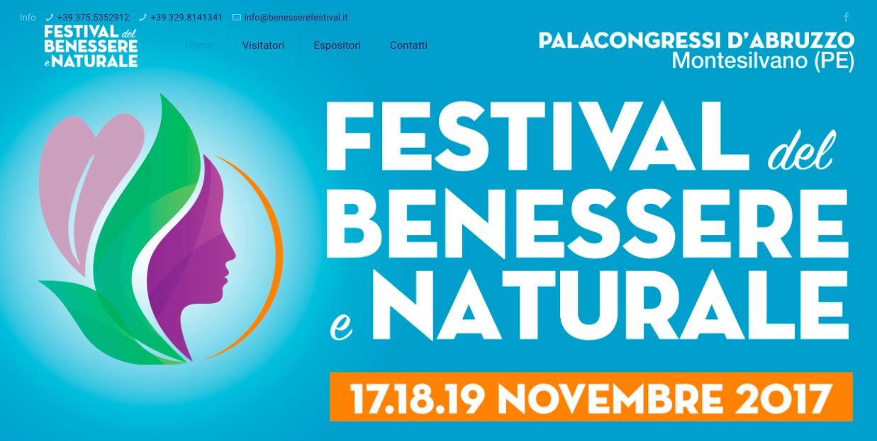 Benessere Festival Pescara