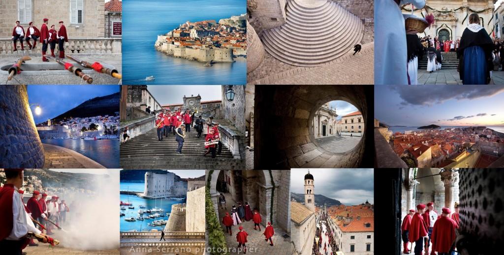 Croazia, Dubrovnik, festa di San Biagio