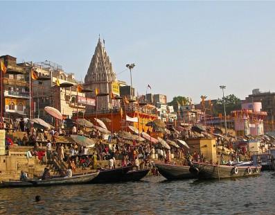 India: le città sante dell'Uttar Pradesh