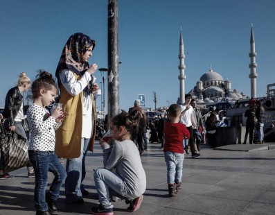 Turchia, Istanbul: street photography con Claudio Silighini