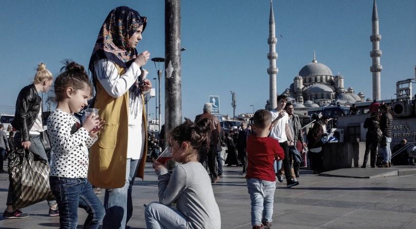 Turchia: Istanbul street photography con Claudio Silighini