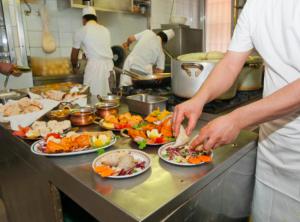 Cucina indiana, ristorante Rangoli