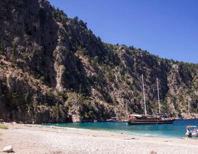 Turchia, Crociera in caicco da Olympos a Fethiye, 4 giorni