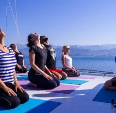 Turchia, yoga & mare, crociera in caicco, 7 giorni