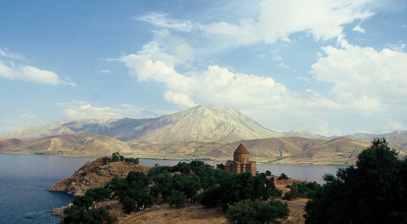Cappadocia, Ararat e Mesopotamia