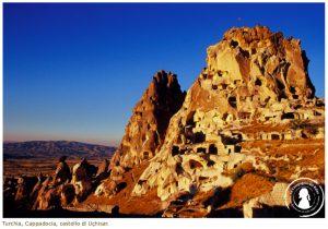 Turchia, Cappadocia, Uçhisar
