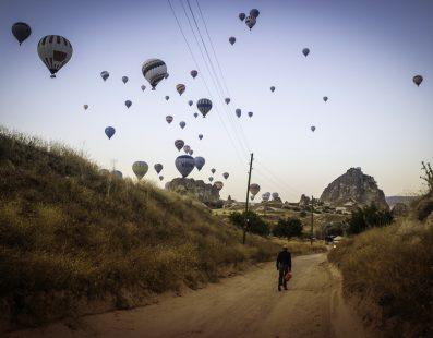 Turchia, Cappadocia, viaggio fotografico con Claudio Silighini