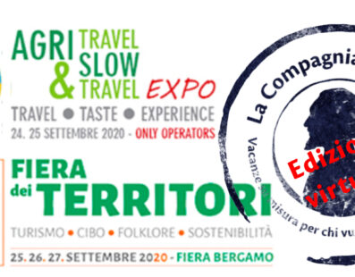 AgriTravel a Bergamo, anzi, ovunque on-line!